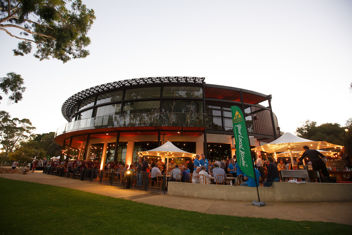 Welcome Reception - CRT Conference 2018 - Frasers Kings Park